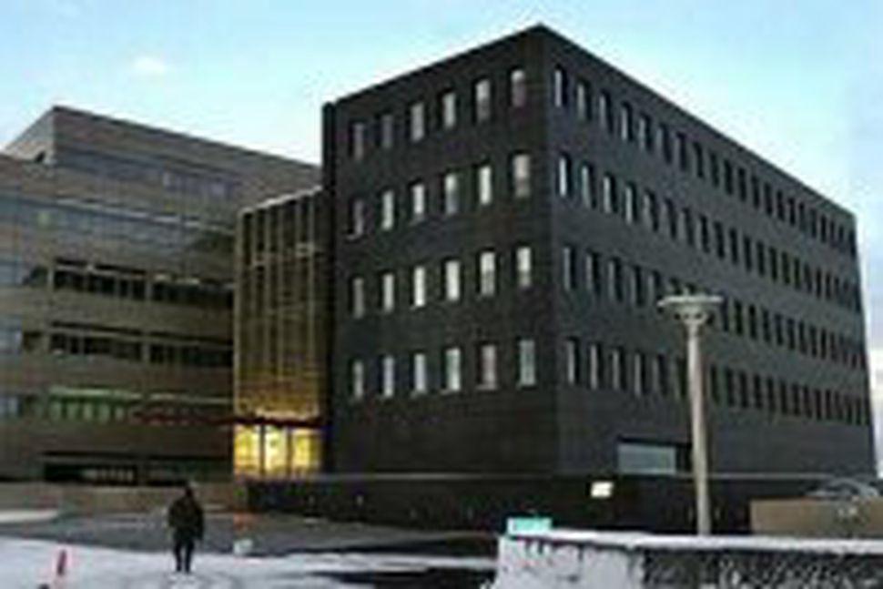 Höfuðstöðvar Orkuveitu Reykjavíkur