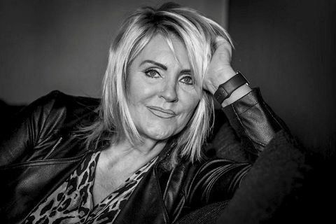 Linda Baldvinsdóttir markþjálfi hjá Manngildi.