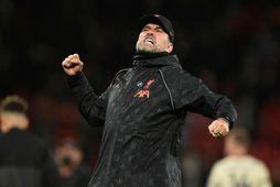 Jürgen Klopp hefur náð undraverðum árangri hjá Liverpool.