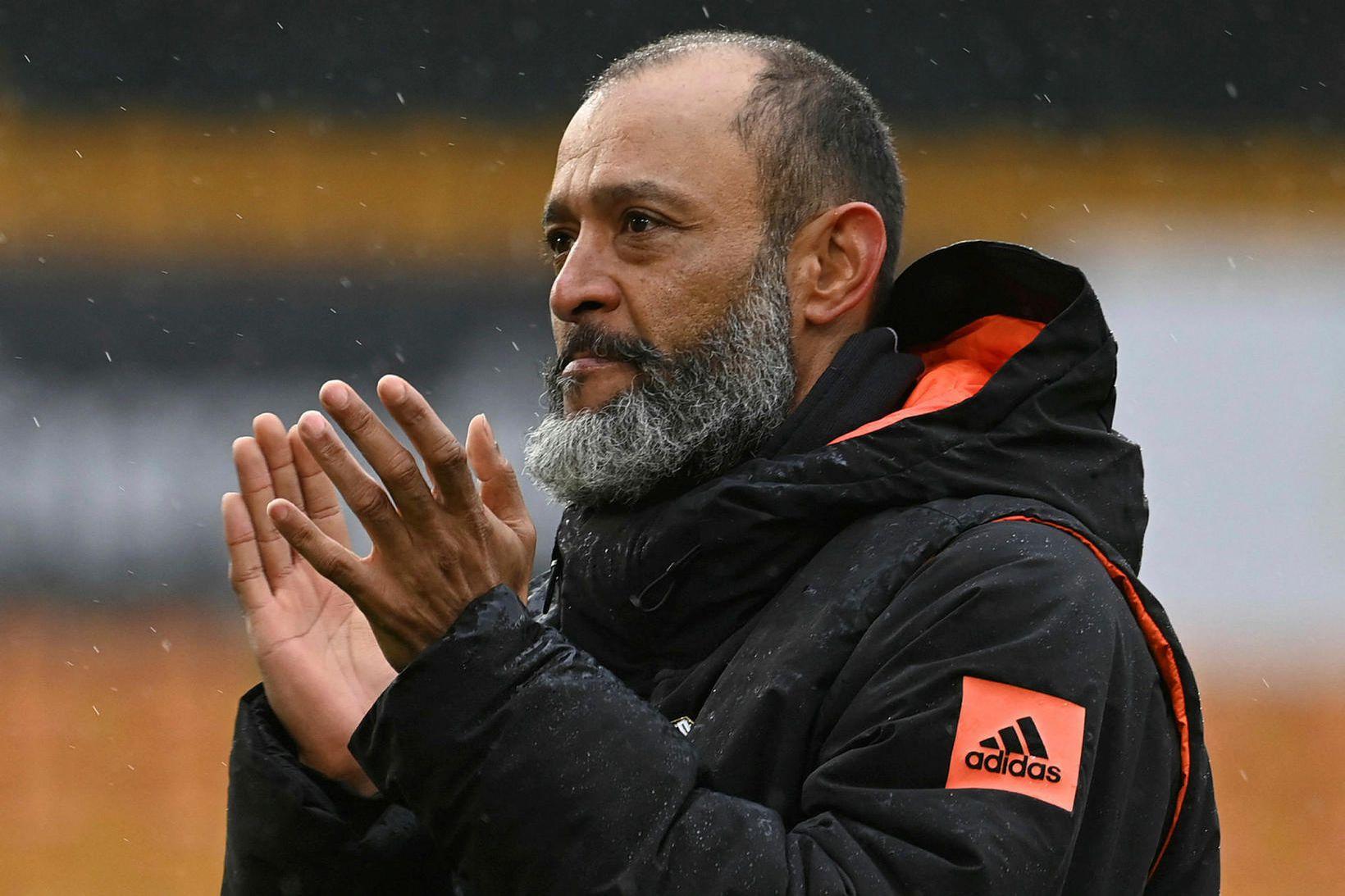 Nuno Espírito Santo er að taka við Crystal Palace.