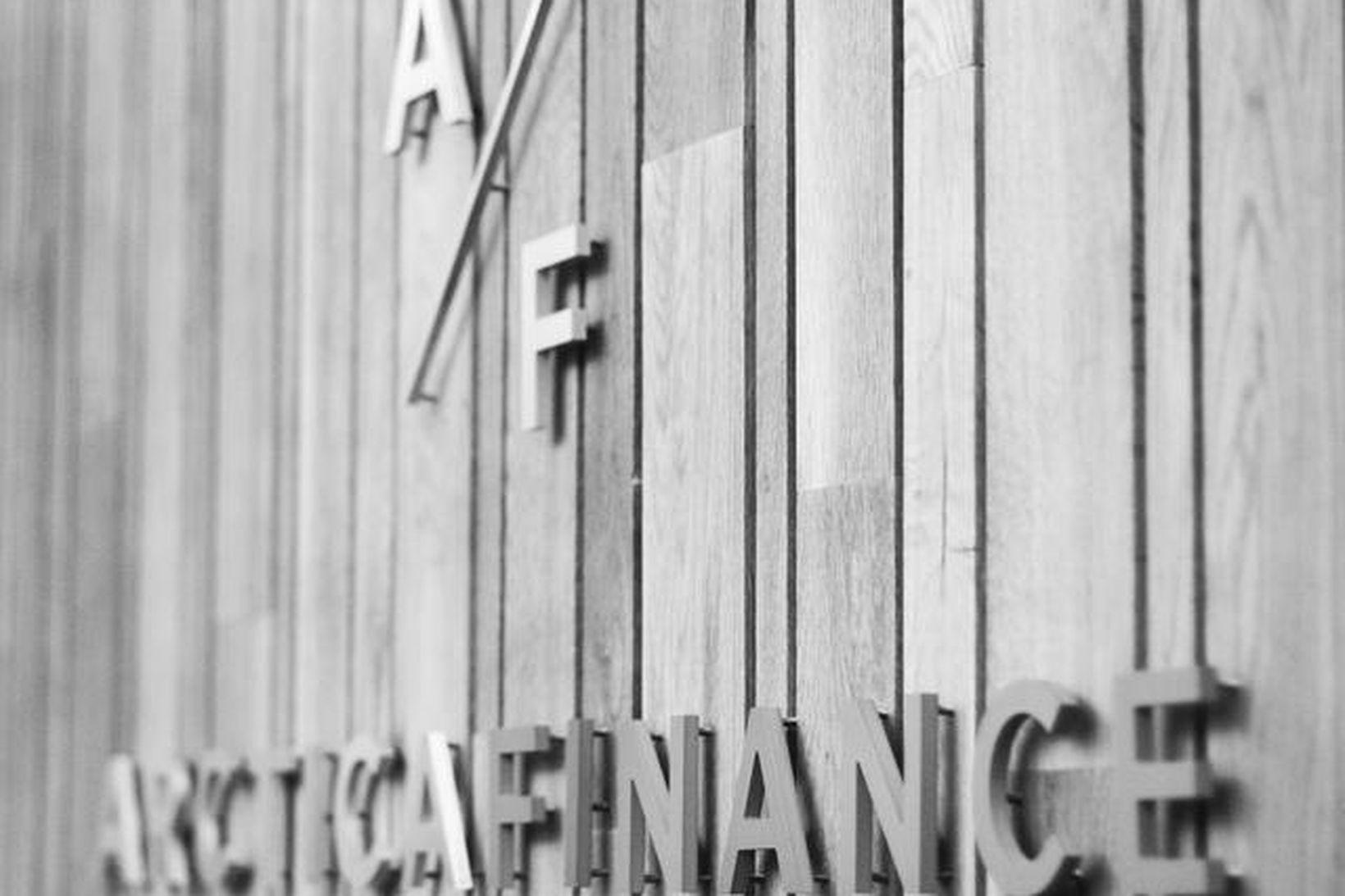 FME sektaði Arctica finance um 72 milljónir árið 2017. Héraðsdómur …