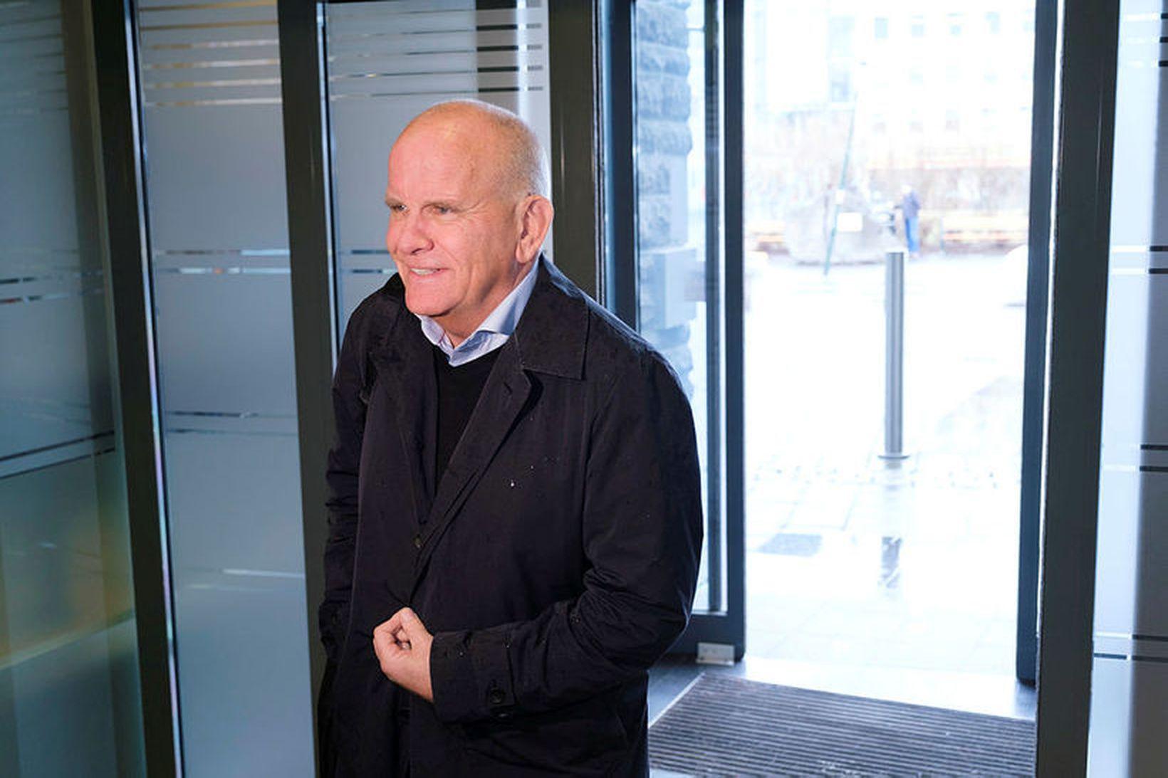 Páll Magnússon, þingmaður Sjálfstæðisflokksins.