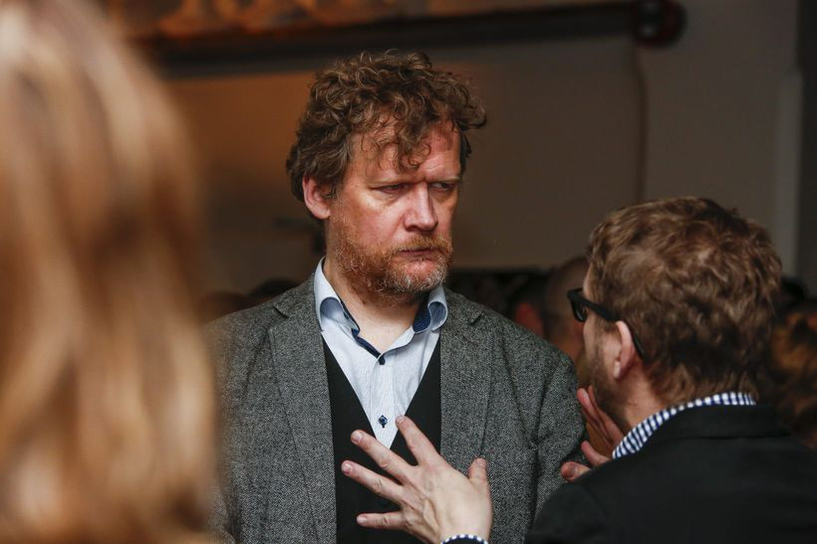 Sigurjón Kjartansson.