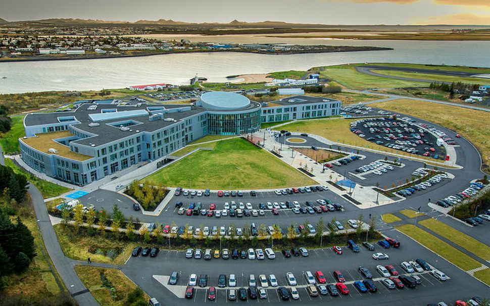 Háskóli Reykjavíkur er meðal 350 bestu háskóla í heiminum á ...