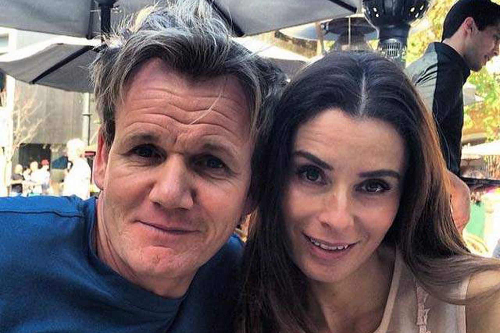 Gordon og Tana Ramsay hafa verið gift frá því 1996.