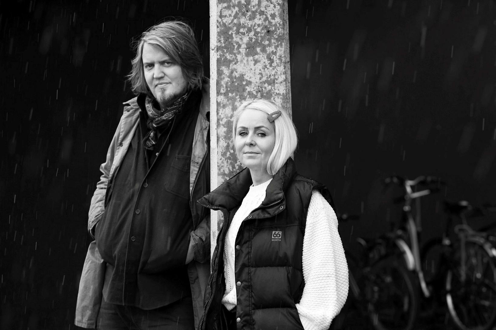 Reynir Lyngdal og Ína Ólöf Sigurðardóttir tóku fyrir missi og …