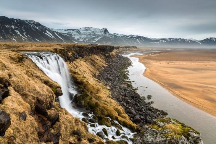 Náttúrufegurð á Snæfellsnesi