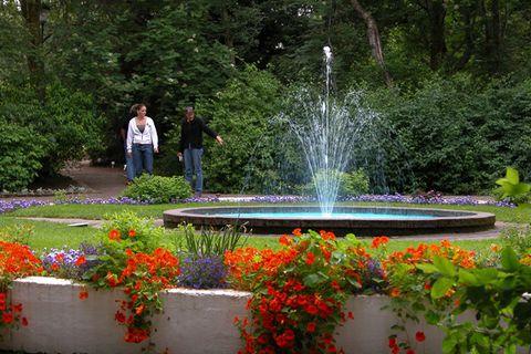 Café Laut - Botanic garden