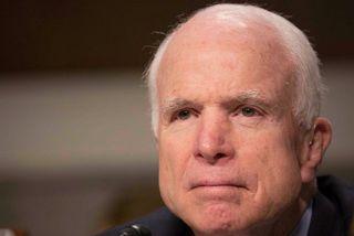 John McCain segir Pútín meiri ógn við alþjóðaöryggi en Ríki íslam.