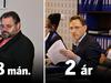 Sigurjón Árnason, fyrrverandi bankastjóri Landsbankans og Ívar Guðjónsson fyrrum forstöðumaður eigin fjárfestinga bankans hlutu dóma ...