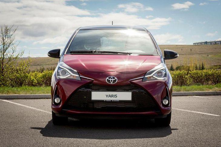 Það er auðvelt að hrífast af nýjustu útfærslu af Toyota Yaris.