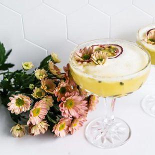 Helgarkokteillinn - ástaraldin og vanillu gin