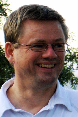 Jónas Egilsson er nýkjörinn formaður Frjálsíþróttasambands Íslands.