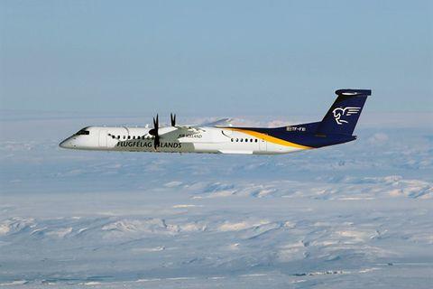 Vopnafjörður - Air Iceland Connect