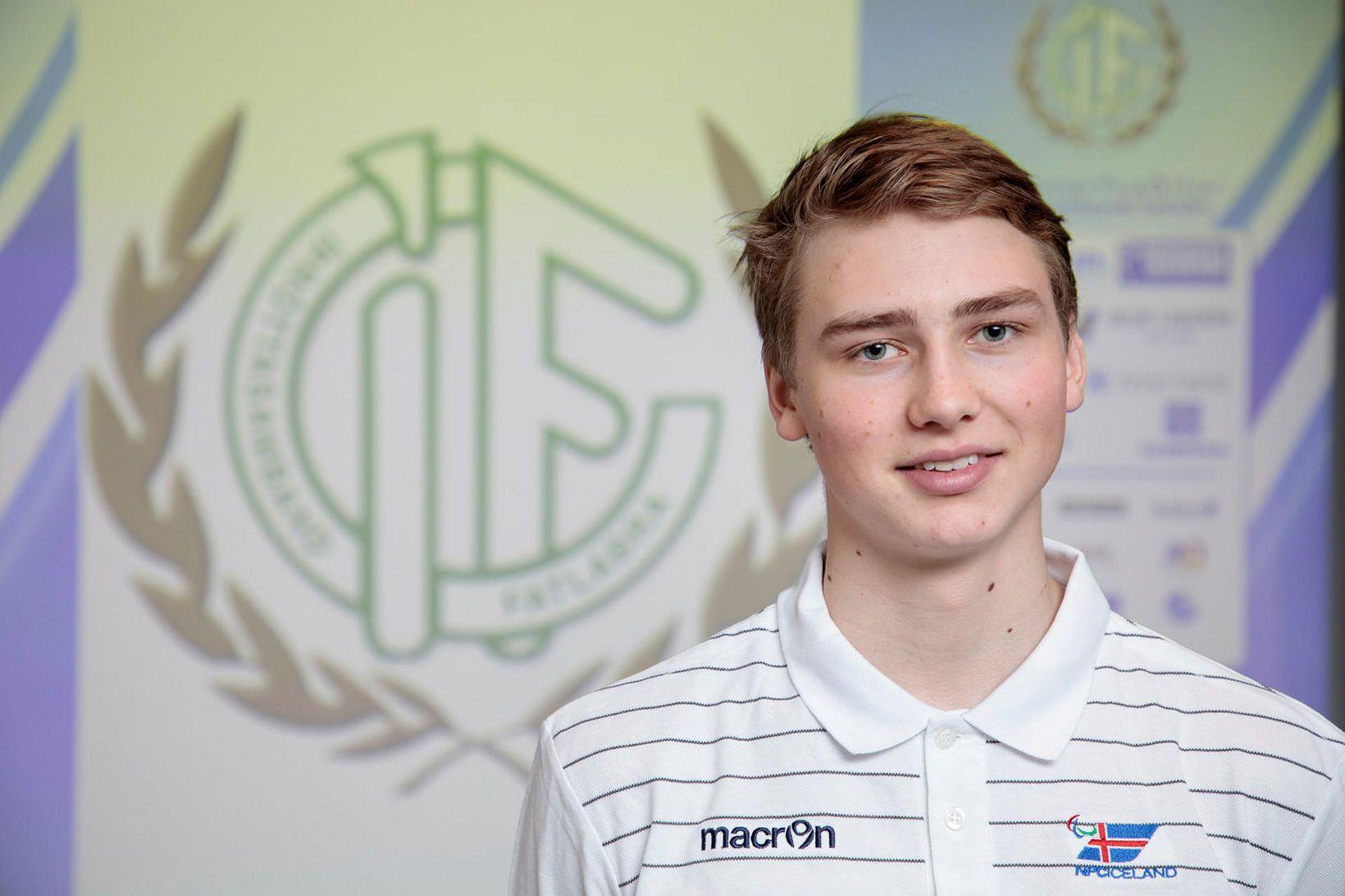Hilmar Snær Örvarsson.