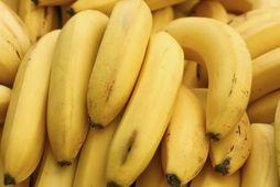 Bananar eru ekki bara matur.