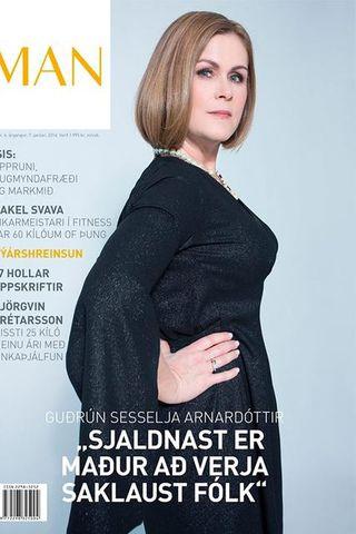 Guðrún Sesselja Arnardóttir sagði upp vinnunni og ákvað að feta ...