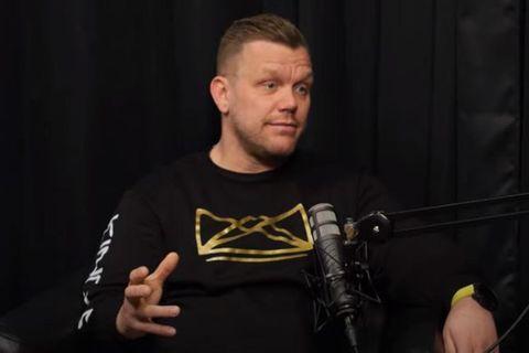 Baldur Freyr Einarsson er gestur Sölva Tryggvasonar.