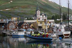 Viðsjár er þörf á Húsavík og víðar við Skjálfandaflóa vegna jarðskjálftahættu.