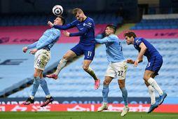 Manchester City og Chelsea munu nú mætast í úrslitaleik Meistaradeildarinnar í Portúgal í stað Tyrklands.