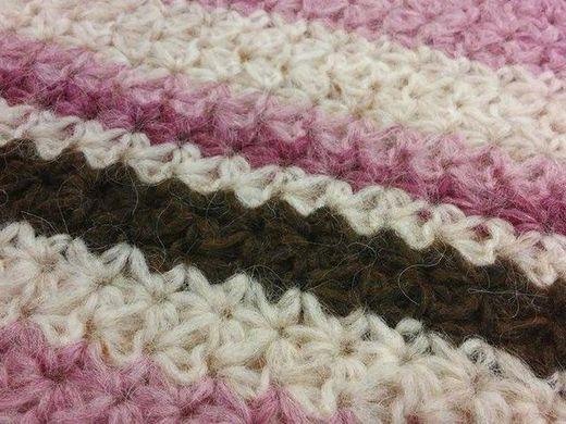 Star Stitching Crochet