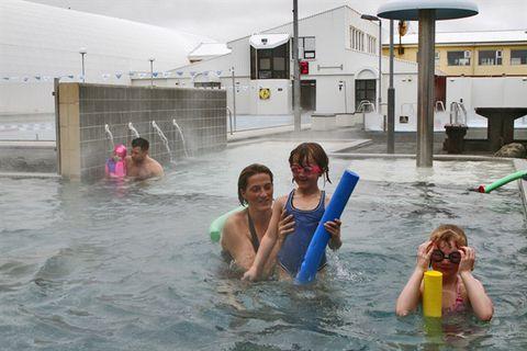 Akranes Swimming Pool