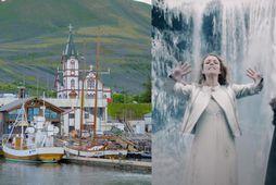 Norðurþing fær ekki að heimsfrumsýna Eurovison Song Contest: The Story of Fire Saga.