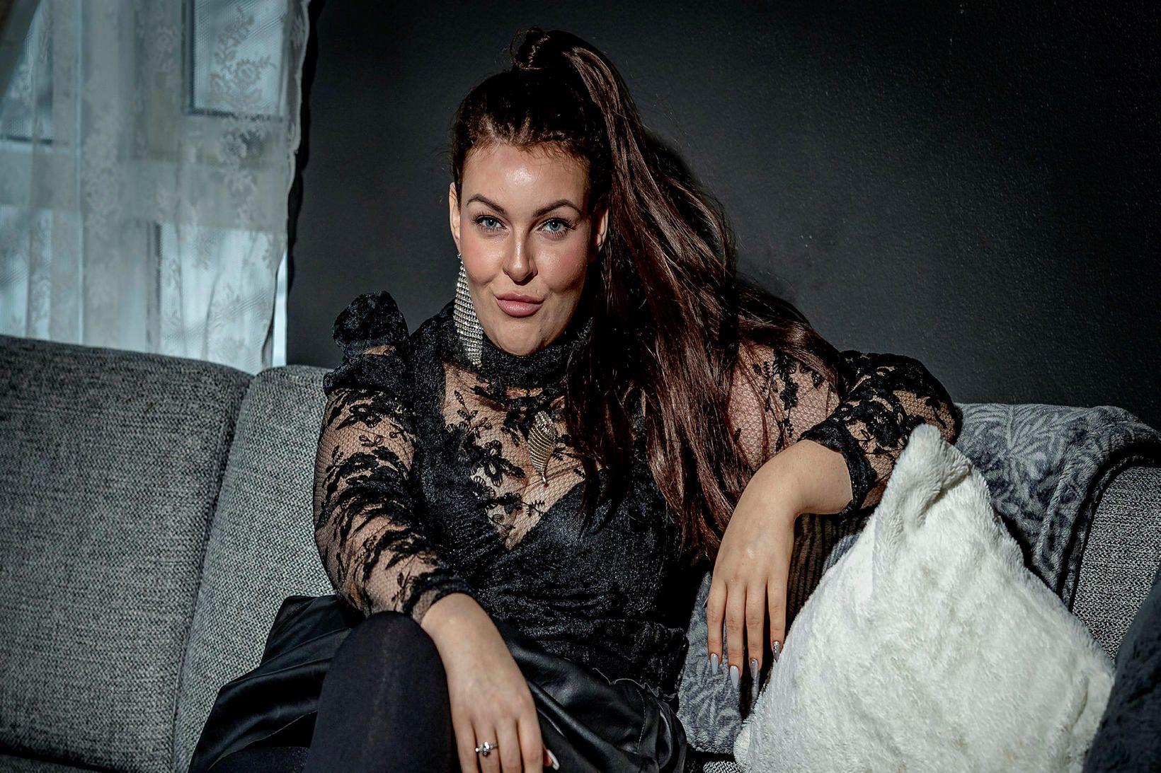 Ágústa Sif Aðalsteinsdóttir.