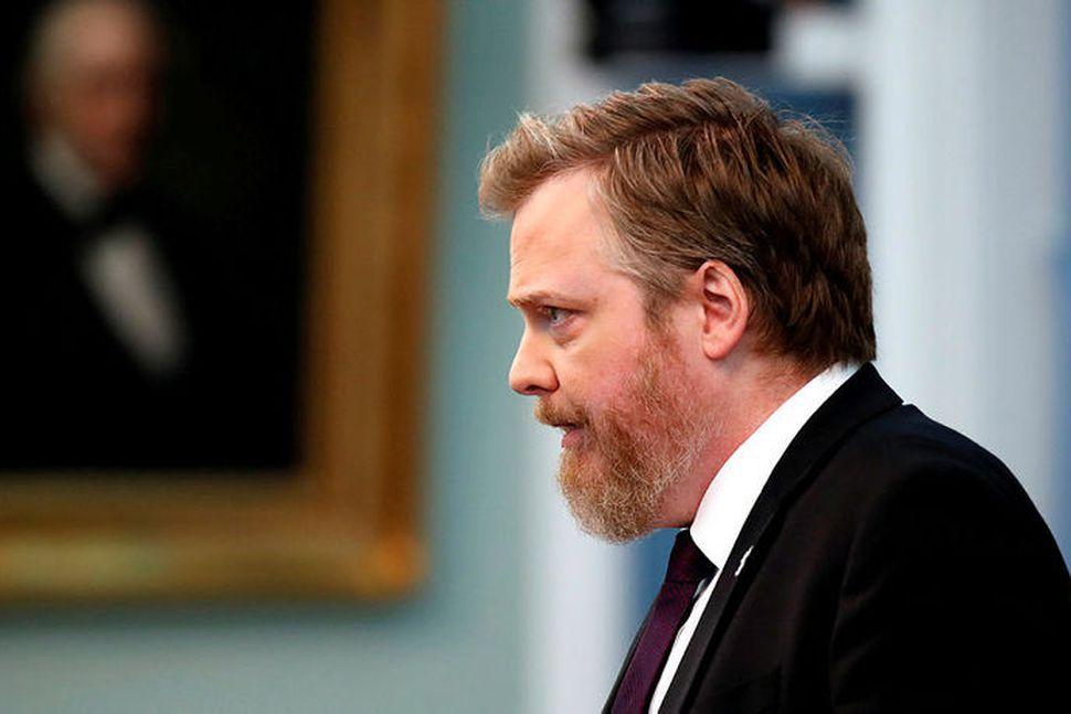 Sigmundur Davíð Gunnlaugsson, formaður Miðflokksins, segist hafa heyrt fjölmargar sögur ...