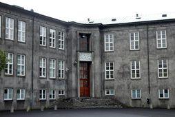Fórnarlambið og að minnsta kosti tveir gerendur eru sagðir vera nemendur í Austurbæjarskóla