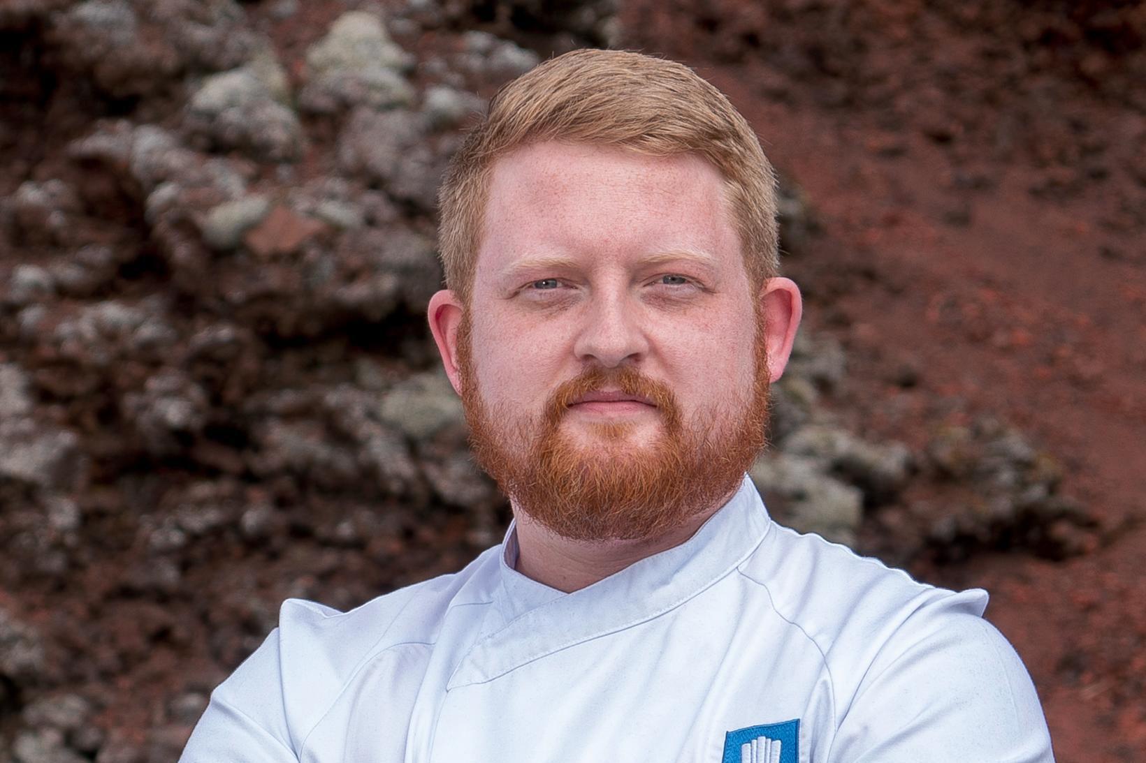 Ari Þór Gunnarsson þjálfari liðsins
