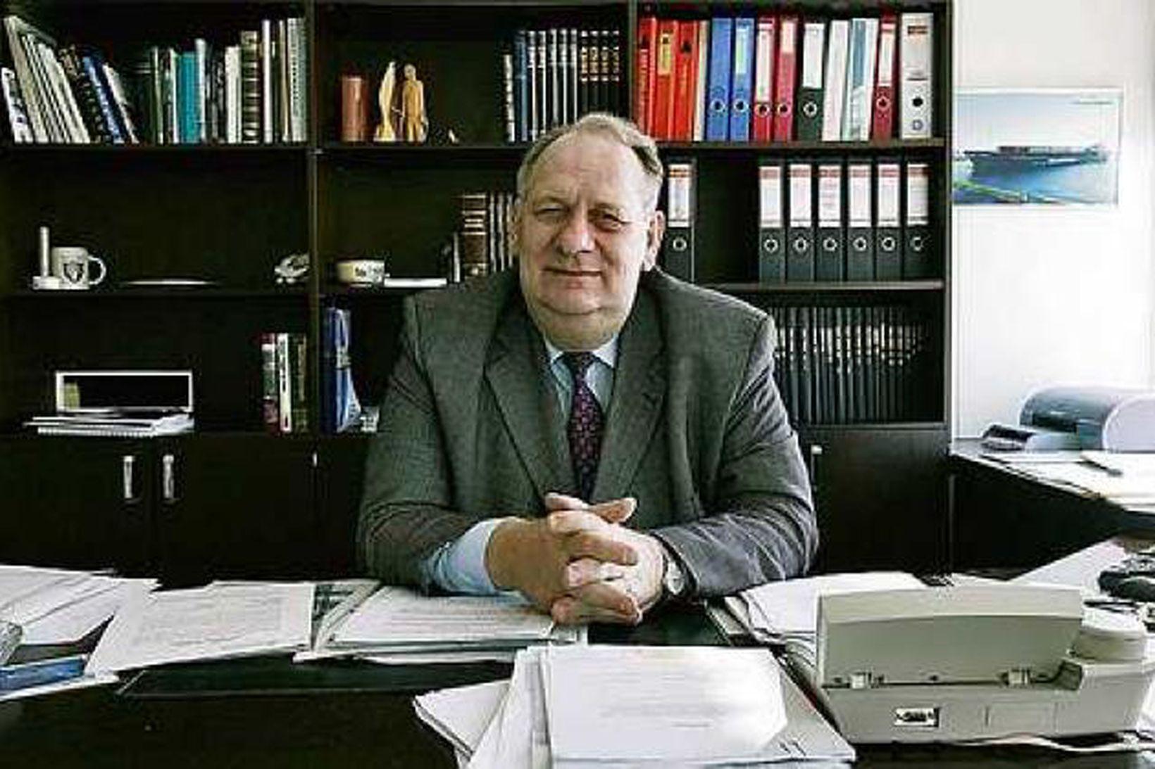 Gunnar I. Birgisson