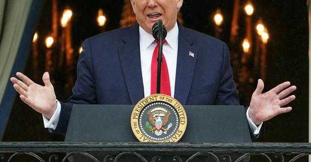 Donald Trump, forseti Bandaríkjanna, vill tryggja að allir flokksmenn Repúblikanaflokksins sem vilja sækja landsþing flokksins …