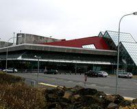 Keflavik International terminal