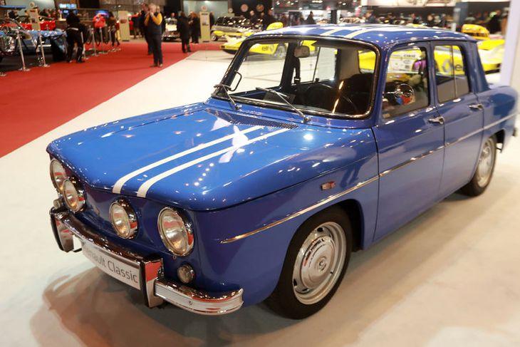 Renault 8 Gordini Type 1135 frá 1970