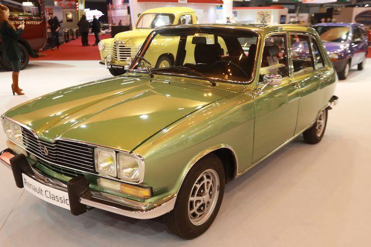 Renault 16 TX frá 1975 er kominn í hóp fornbíla.