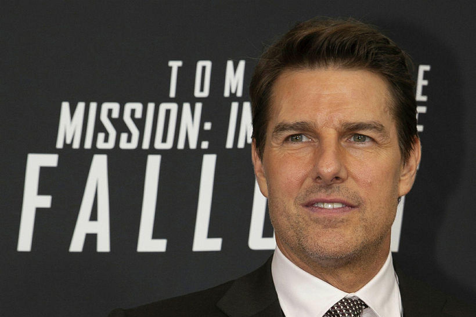Tom Cruise fær að koma til Noregs eftir allt saman …