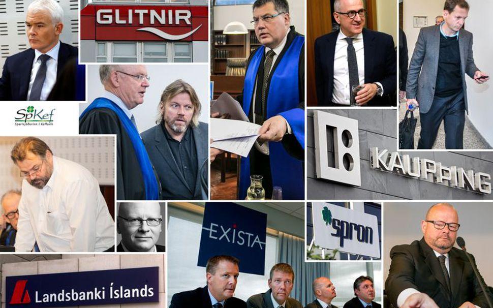 10 ár eru liðin frá því að fjármálakerfið hrundi á ...