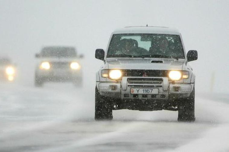 Snow is expected in most parts of Iceland on Thursday.