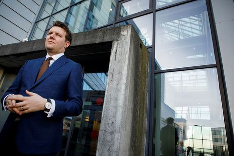 Halldór Benjamín Þorbergsson, CEO of SA Confederation of Icelandic Enterprise.