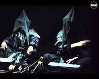 Phurpa is a Russian band/project performing ritual Tantric Buddhist chanting from Tibet.