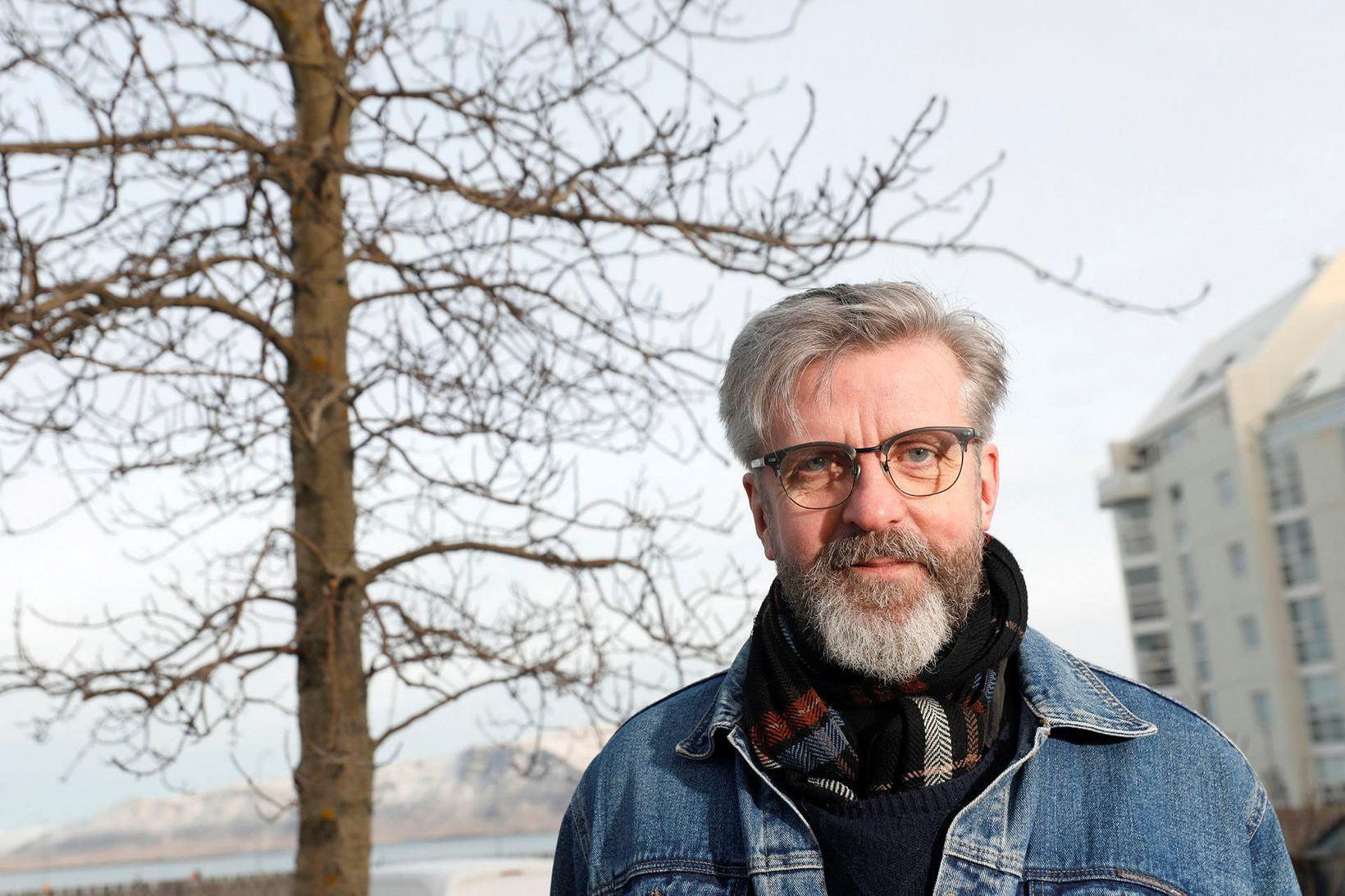 Gunnar Smári Egilsson.