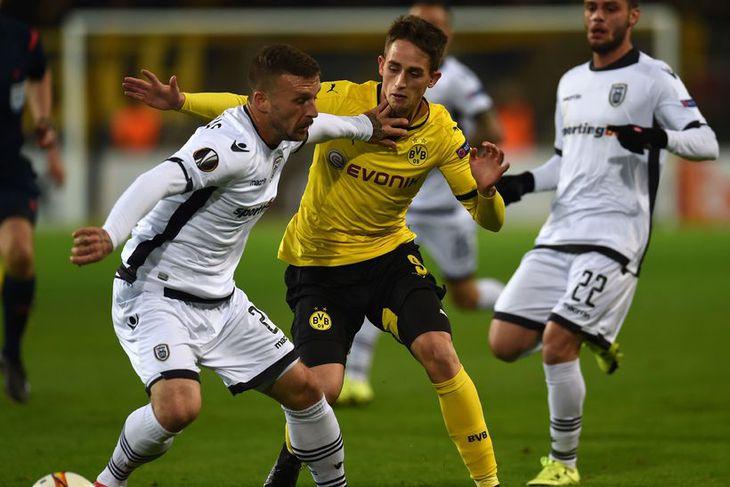 Adnan Januzaj er kominn aftur til Manchester United eftir hálfs árs lánsdvöl hjá Dortmund í ...