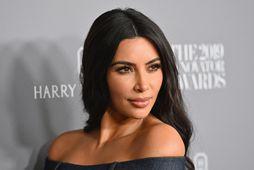 Drottningin sjálf, Kim Kardashian, kann að gleðja vini sína.