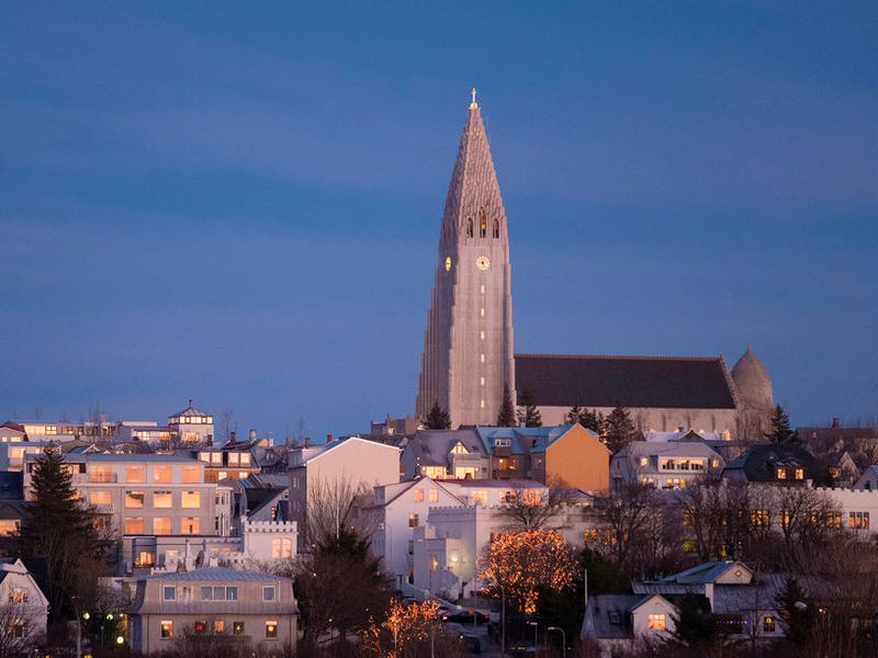 Tap water in Reykjavik is safe for consumption.