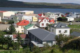 Hólmavík.