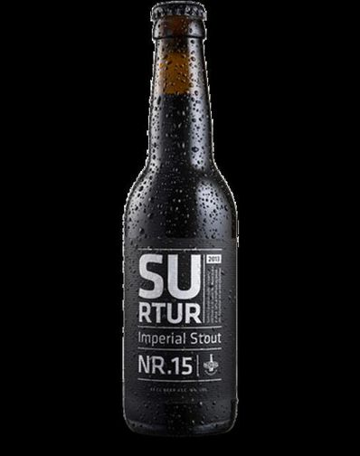 Surtur is an Imperial Stout and comes in two new and very strong varieties this ...