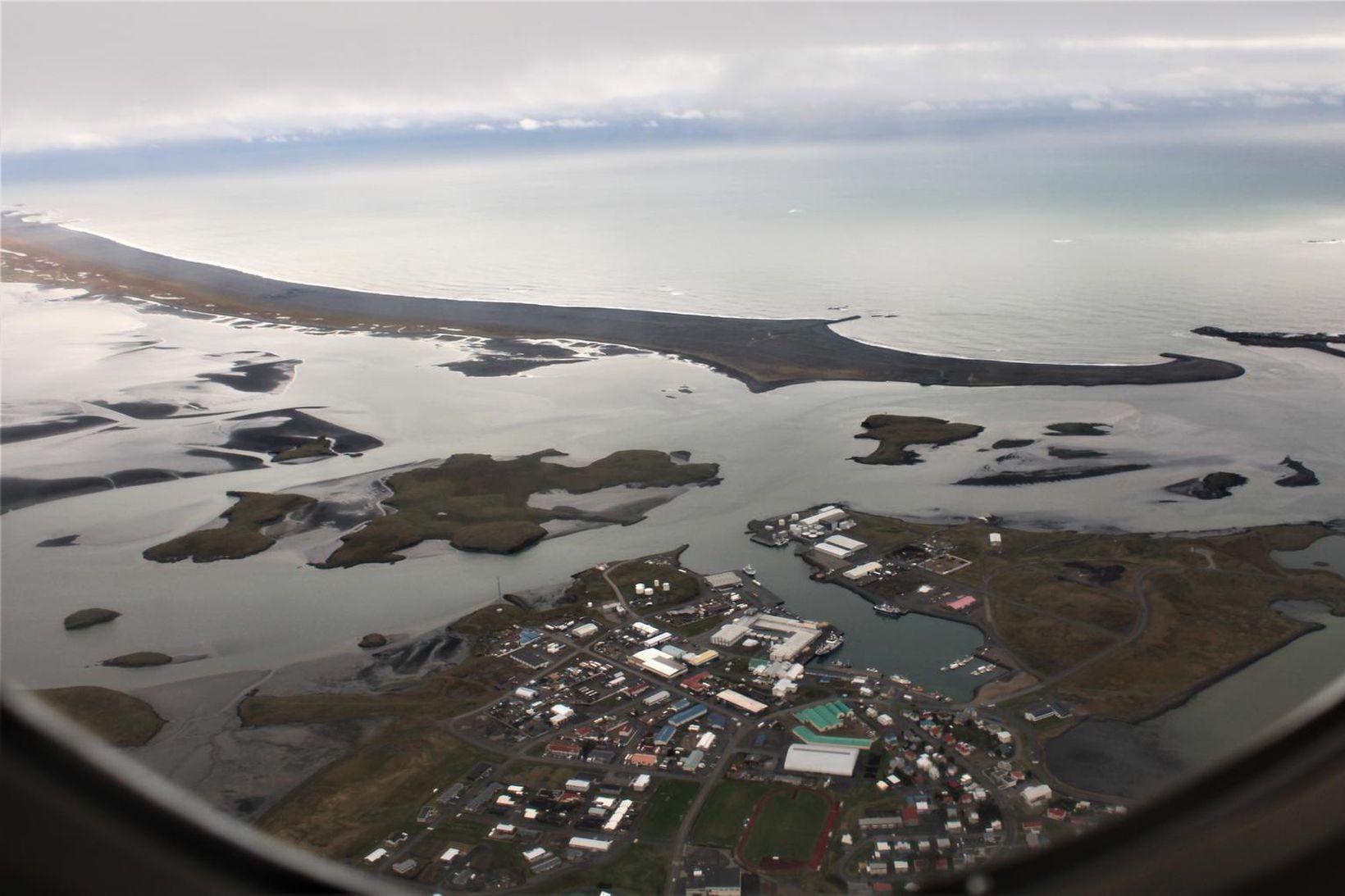 Íbúar á Höfn í Hornafirði eru meðal þeirra sem þurfa …