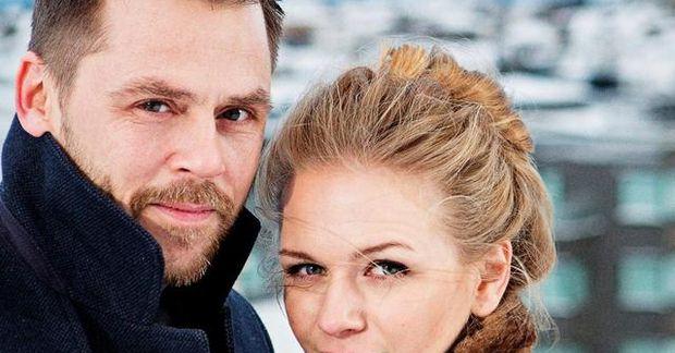 Mikael Torfason og Elma Stefanía Ágústsdóttir.