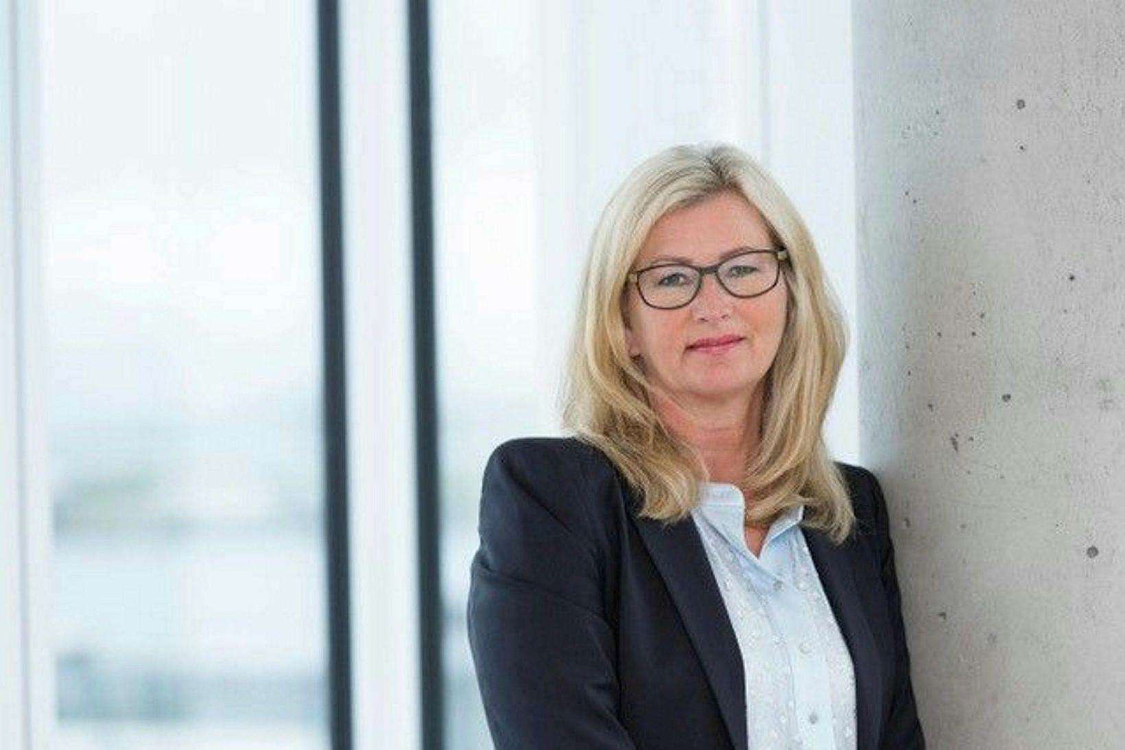 Alma D. Möller landlæknir.